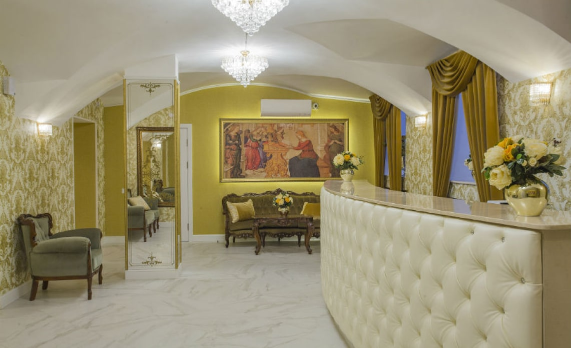 Гостиница «Catherine Art Hotel»